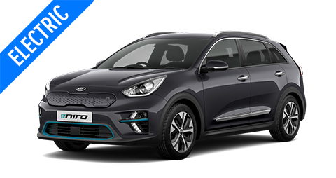 Kia E-Niro All-Electric Car