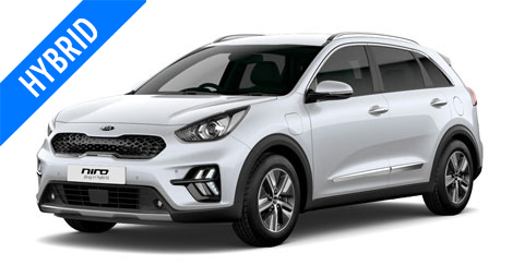 Kia Niro Plug-in Hybrid Car (PHEV)