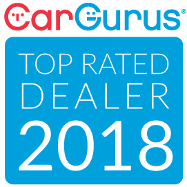 Car Gurus top rated dealership 2018