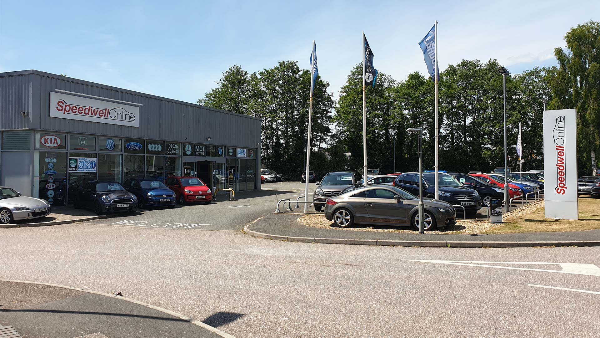 Visit Speedwell Online in Kingsteignton | We offer a wide variety of used cars